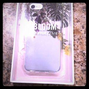 Bloom iPhone 6/7/8 case